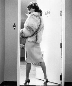 Rachel Ward as sexy Dominoe in Sharky's Machine 1981