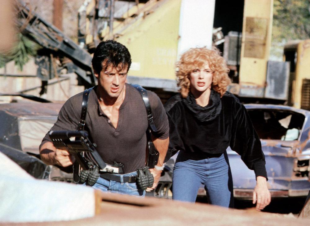 Sylvester Stallone Brigitte Nielsen Cobra 1986