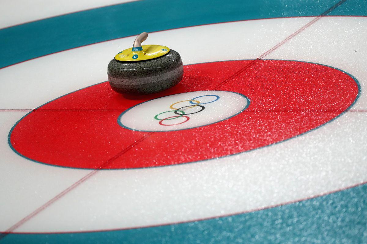Curling PyeongChang Olympics 2018
