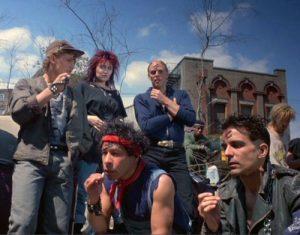 Death Wish 3 1985 Gavan OHerilhy Alex Winter gang