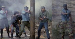 Death Wish 3 1985 gang riot scene