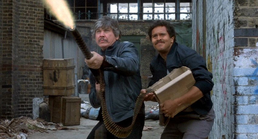 Death Wish 3 Charles Bronson action movie classic cult