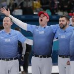 USA Curling Team Wins Gold Medal
