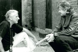 Michael Winner director Charles Bronson Death Wish 3 1985 action movie