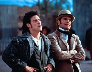 Richard Lewis Robert Picardo Wagons East 1994