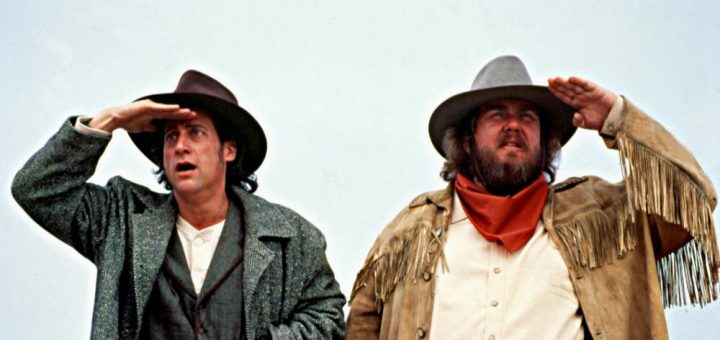 Wagons East 1994 John Candy Richard Lewis western comedy