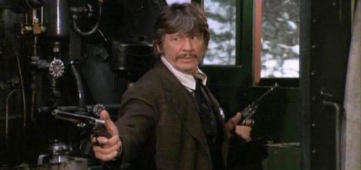 Charles Bronson Heartbreak Pass 1975 action western