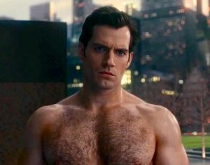 Henry Cavill Superman Justice League 2017