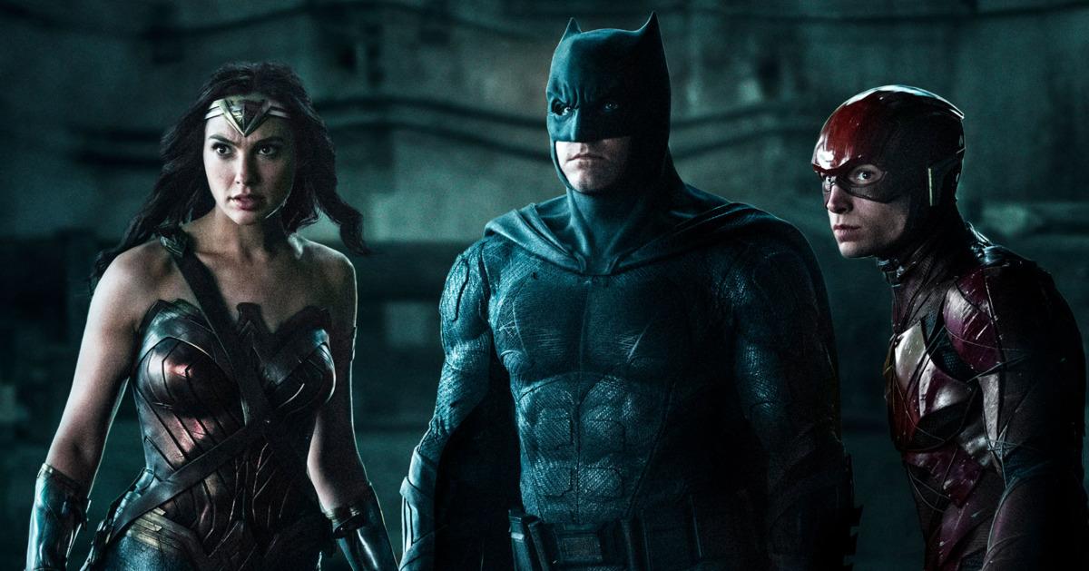 Justice League (2017) - A Review - HaphazardStuff