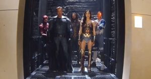 Justice League 2017 filming cast