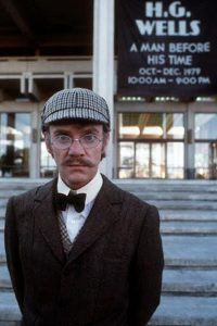 Malcolm McDowell Time After Time 1979 HG Wells
