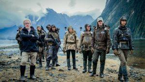 Ridley Scott Alien Covenant cast 2017