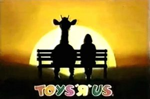Toys R Us commercial kid Geoffrey closing stores