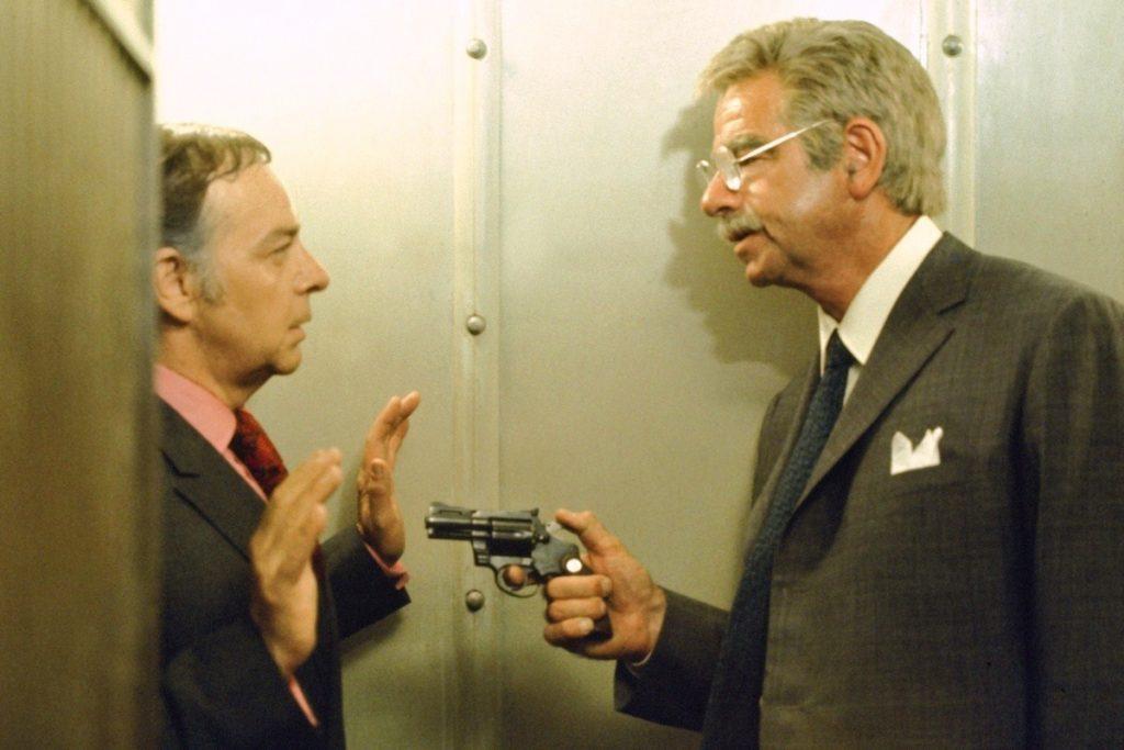 Charley Varrick Walter Matthau 1973 crime movie