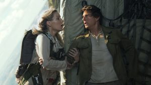 The Mummy 2017 Annabelle Wallis Tom Cruise