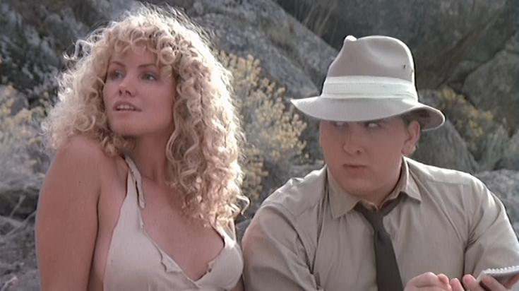 Cavegirl 1985 Cynthia Thompson Daniel Roebuck comedy