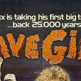 Cavegirl 1985 movie poster