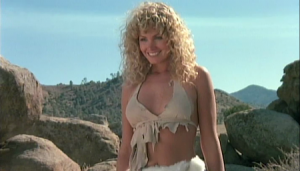 Cynthia Thompson sexy hot Cavegirl 1985