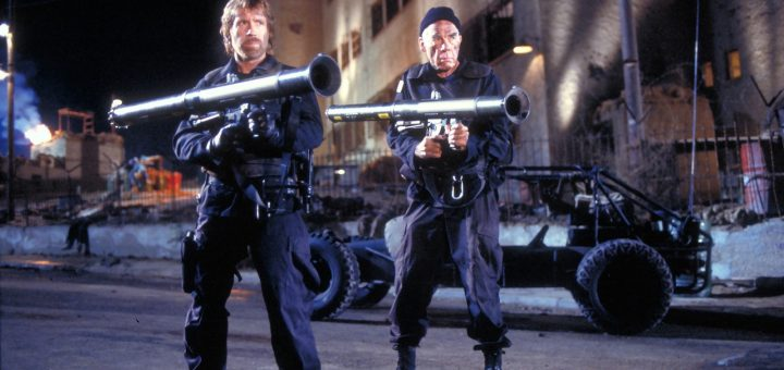 Delta Force 1986 Chuck Norris Lee Marvin