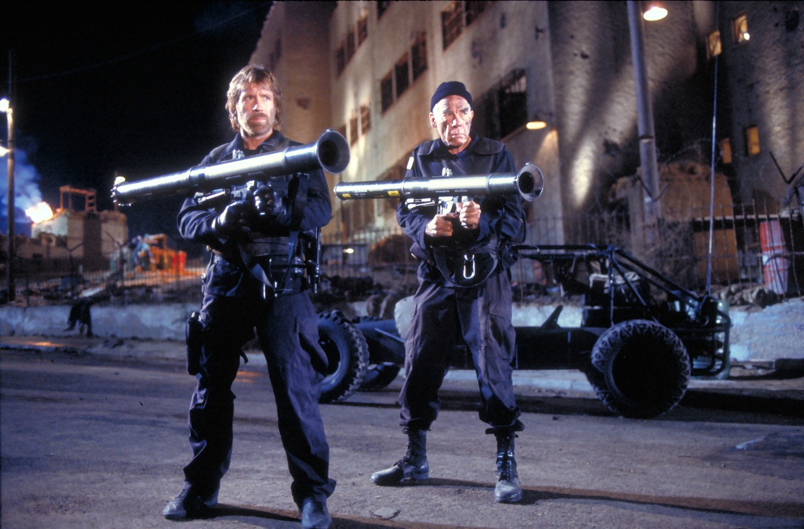 The Delta Force (1986) – A Review