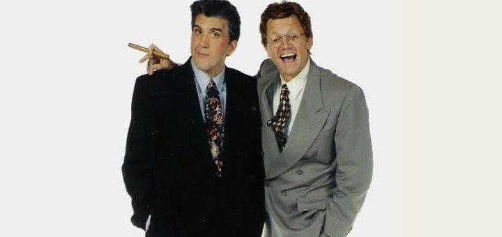 The Late Shift 1996 movie Daniel Roebuck John Michael Higgins Jay Leno David Letterman