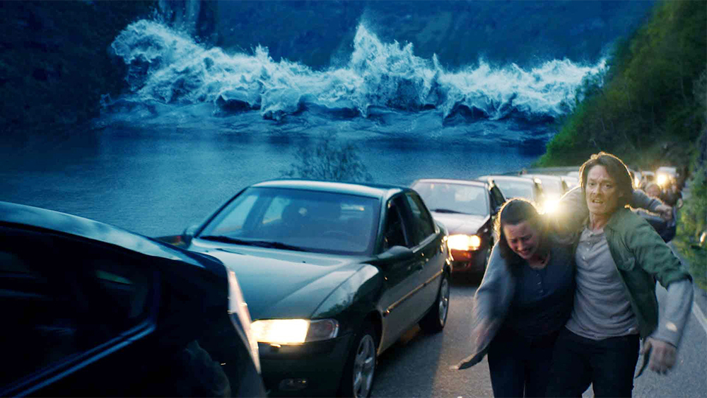 The Wave 2015 disaster film Norway