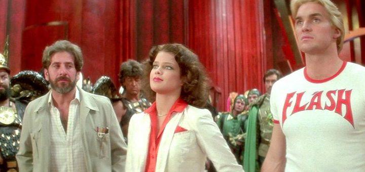 Flash Gordon 1980 Sam Jones Meolody Anderson Topol