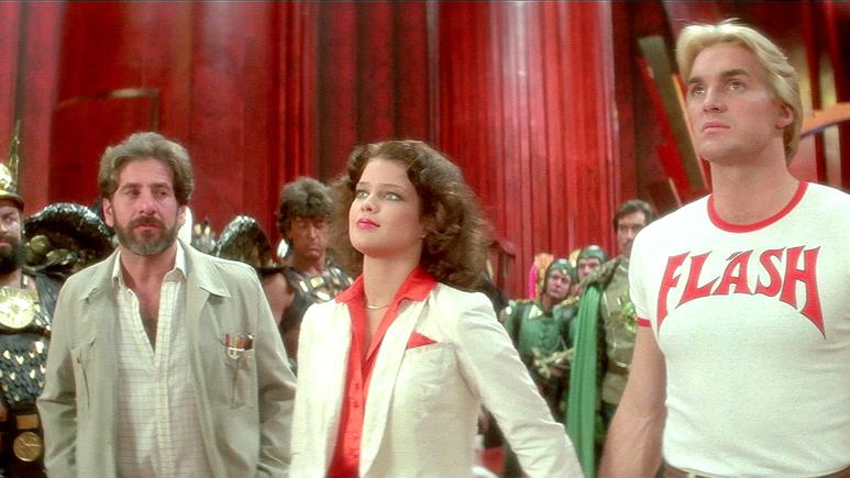 Flash Gordon 1980 Sam Jones Meolody Anderson Topol