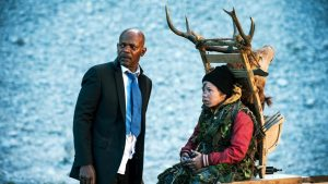 Onni Tommila Samuel Jackson Big Game 2014 action movie