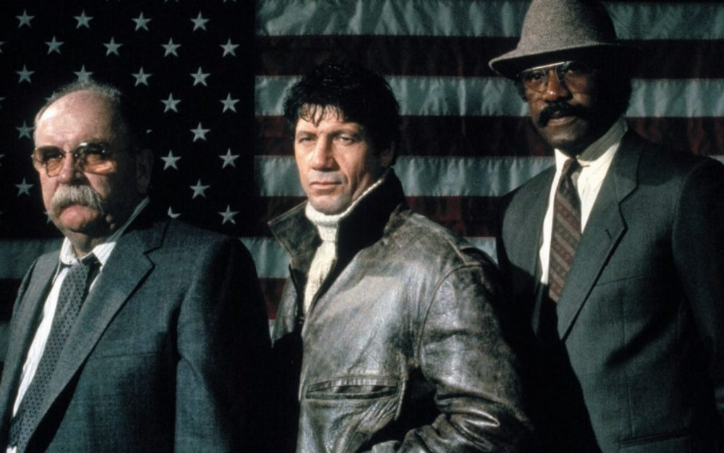 Remo Williams 1985 Fred Ward Wilford Brimley JA Preston