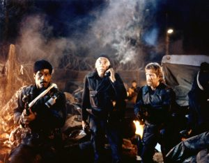 Delta Force 1986 Chuck Norris Lee Marvin Steve James