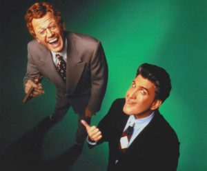 The-Late-Shift-1996-TV-movie-Talk-show-drama-David-Letterman-Jay-Leno-John-Michael-Higgins-Daniel-Roebuck