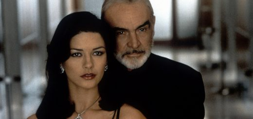 Entrapment 1999 Sean Connery Catherine Zeta Jones