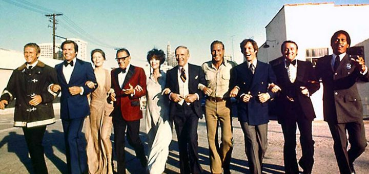 The Towering Inferno 1974 classic disaster movie cast