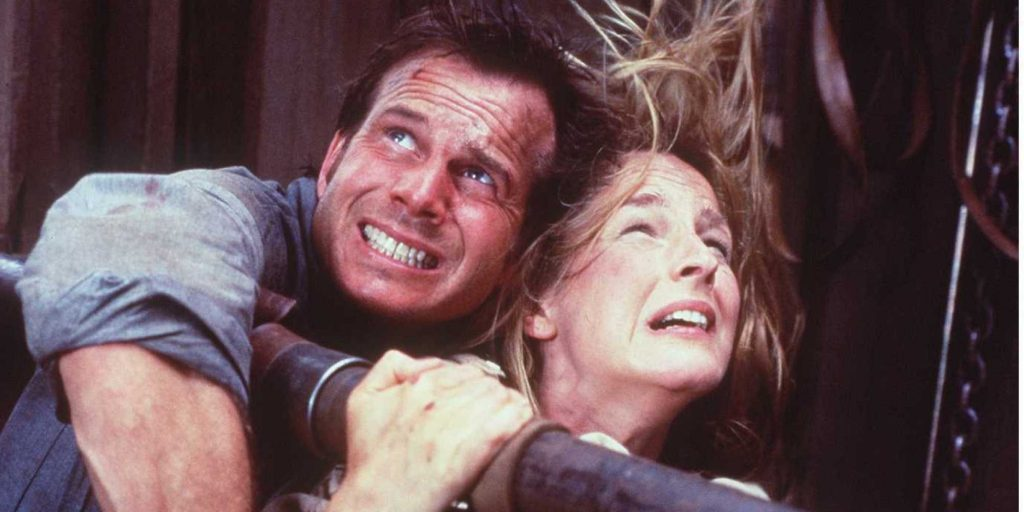 Bill Paxton Helen Hunt Twister tornado disaster movie 1996