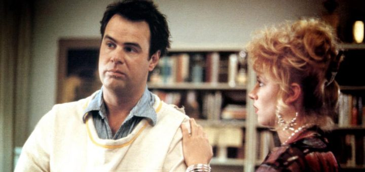 The Couch Trip Dan Aykroyd Victoria Jackson 1988 comedy