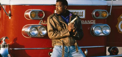 Passenger 57 Wesley Snipes 1992 action movie
