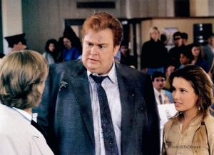 John Candy Shawnee Smith Whos Harry Crumb 1989