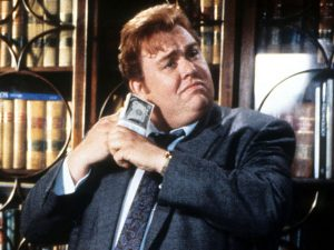 John Candy Whos Harry Crumb 1989 comedy