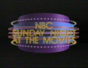 NBC Sunday Night logo 1980s