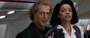 Passenger 57 Bruce Payne Alex Datcher action movie