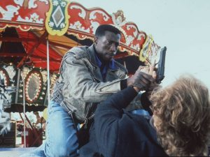 Passenger 57 Wesley Snipes Bruce Payne 1992 action movie
