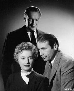Witness To Murder 1954 Barbara Stanwyck George Sanders Gary Merrill