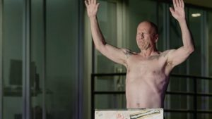 Bruce Willis Once Upon A Time in Venice 2017 naked