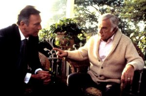 Christopher Plummer Eddie Albert Dreamscape 1984