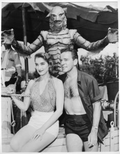 Creature From The Black Lagoon 1954 Julie Adams Richard Carlson