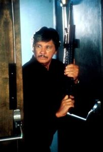 Death Wish 4 Crackdown 1987 Charles Bronson action movie