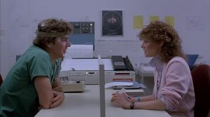 Dennis Quaid Kate Capshaw Dreamscape 1984