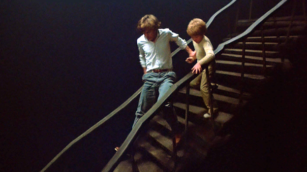 Dreamscape 1984 Dennis Quaid nightmare scene
