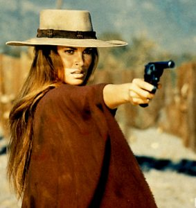 Hannie Caulder 1971 Raquel Welch western